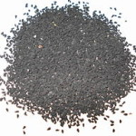 Kalaungi (black cumin seeds)