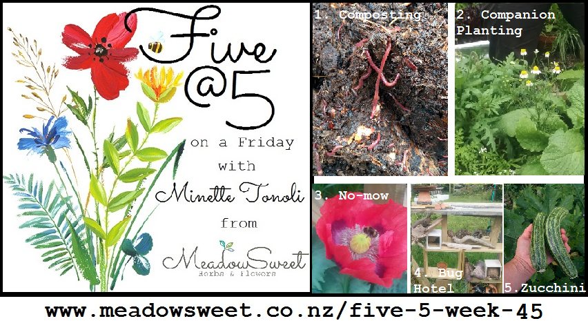 Five @ 5: Week 45